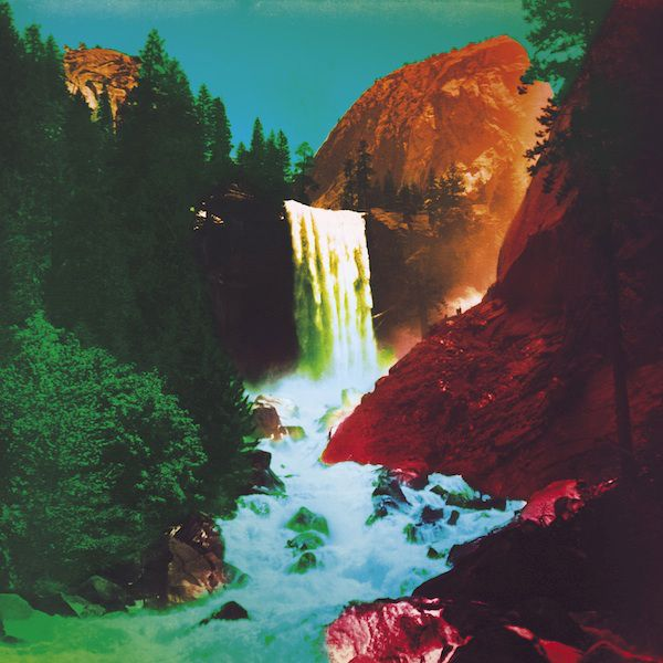 My Morning Jacket- Waterfall Vinyl Record - Indie Vinyl Den- Indie Vinyl Records