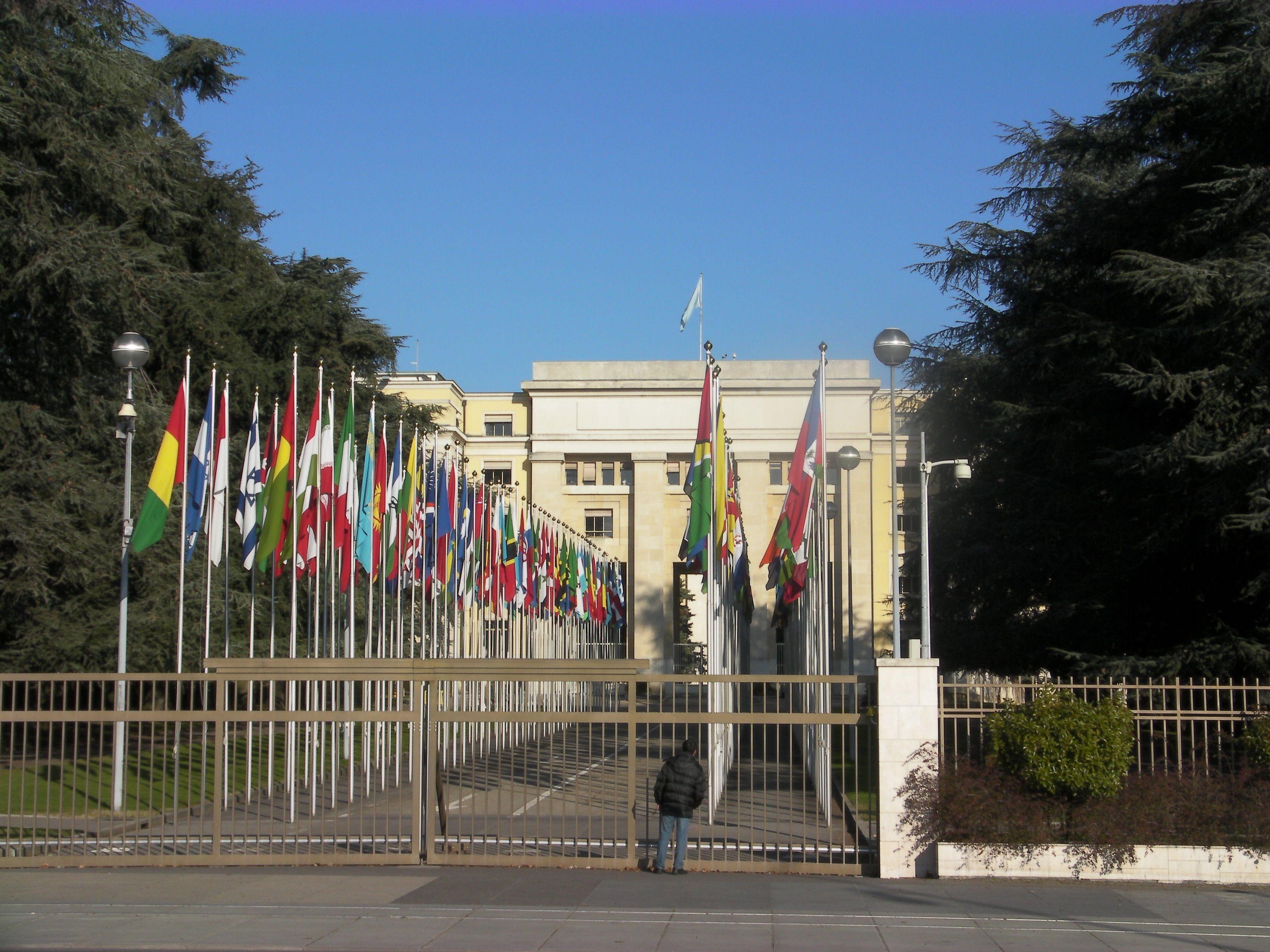 Sede européia da ONU