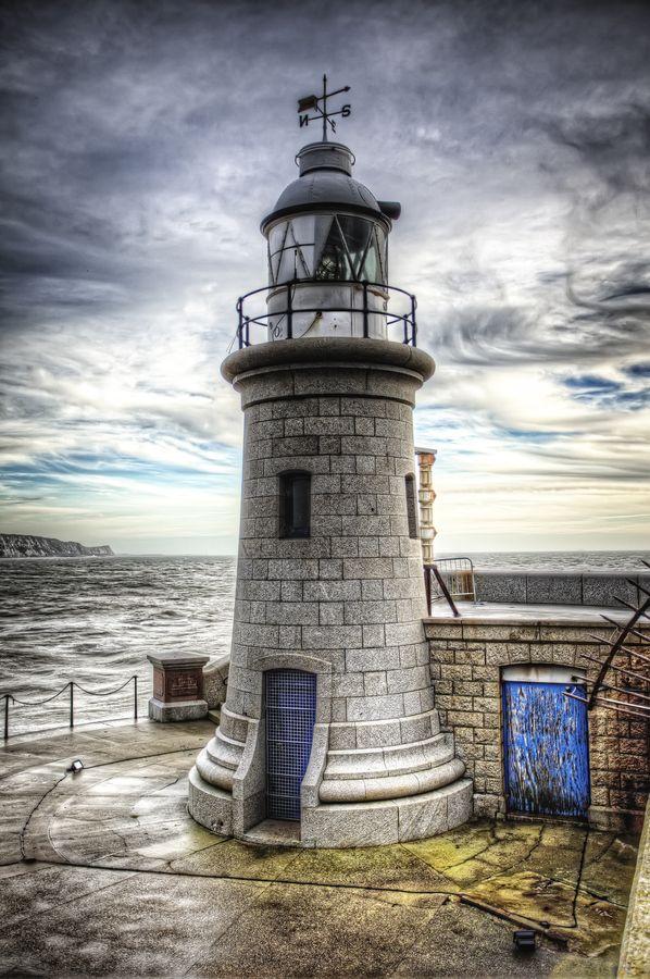 Hogwarts Lighthouse by Phil Reeve, via 500px