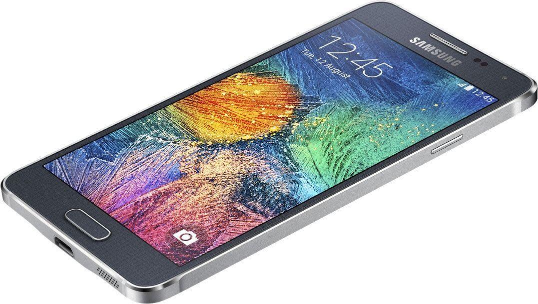 SAMSUNG GALAXY ALPHA G850A 32GBGSM 4G LTE (GSM Unlocked