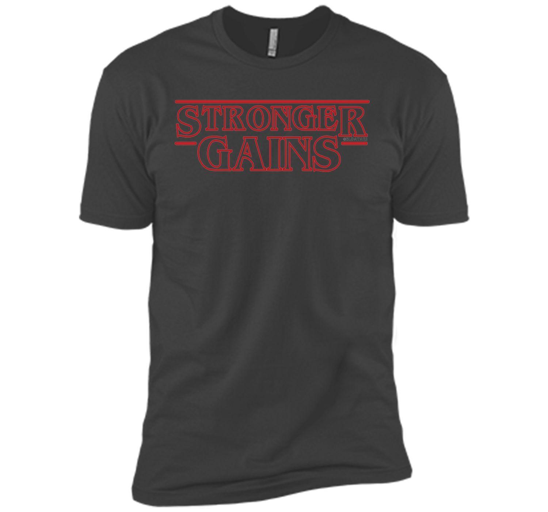 Stronger Gains T-Shirt
