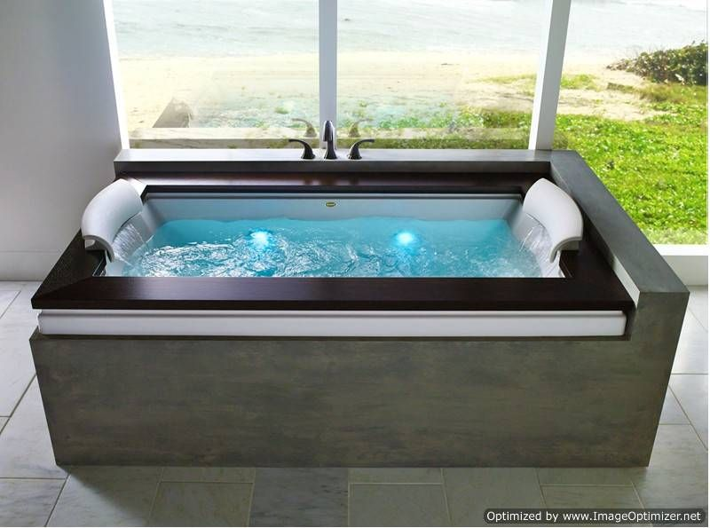 2 person jacuzzi bathtubs - Google Search | master bath | Pinterest ...