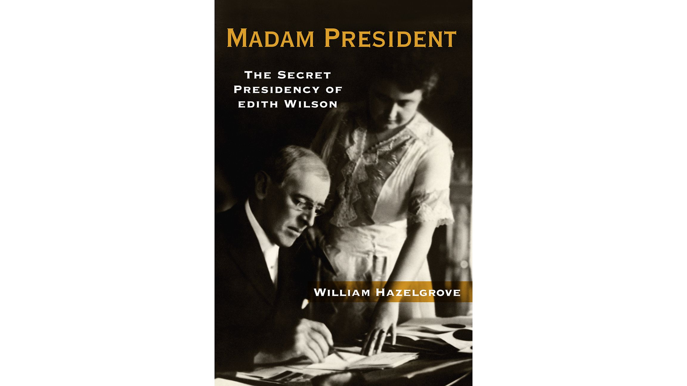 Did America Have A Woman President Nearly A Century Ago? The Author Of A New