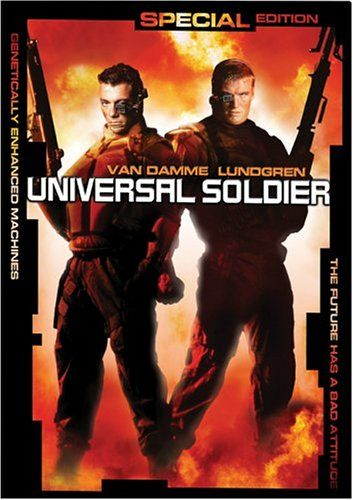 Universal Soldier Actrice