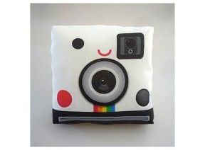 Retro Polaroid Pillow, MYMIMI.