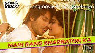 Main Rang Sharbaton Ka Full Mp3 Song Download Free - SongMovie4U | Mp3 song  download, Songs, Mp3 song