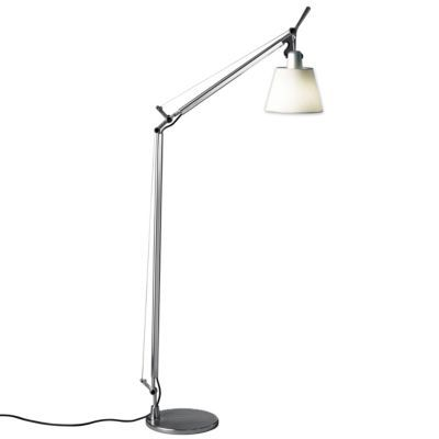 The Tolomeo With Shade Reading Floor Light By Artemide Is Tall And Sturdy Enough To Make It A Mainstay Of Your Reading Area In 2020 Reading Lamp Floor Floor Lamp Lamp