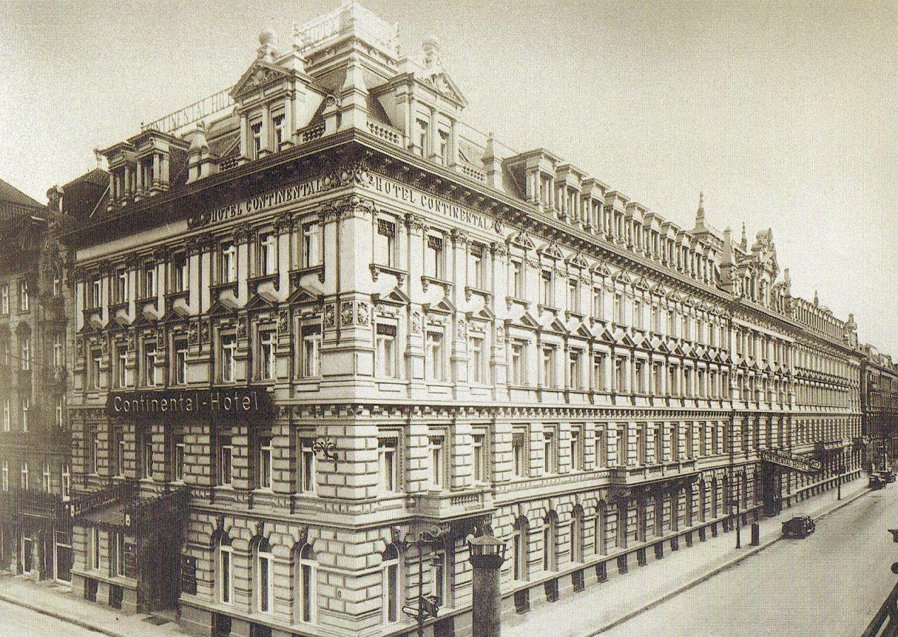 berlin hotel continental neust dtische kirchstra e 6 7 um 1900 berlin 1900 pinterest. Black Bedroom Furniture Sets. Home Design Ideas