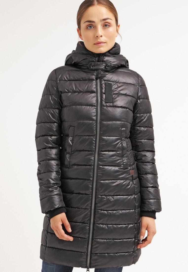 g star whistler hdd slim hedley veste d 39 hiver black prix promo veste femme zalando. Black Bedroom Furniture Sets. Home Design Ideas
