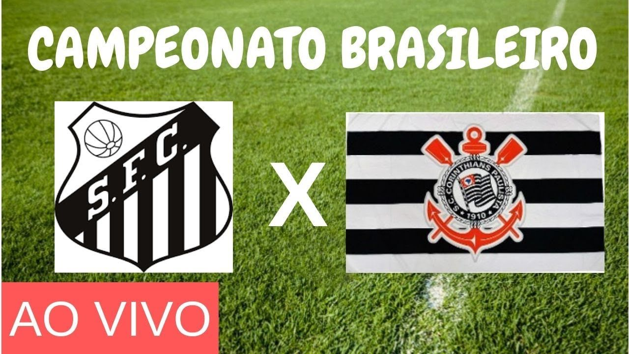 Assistir Santos x Corinthians AO VIVO 12/06/2019 Jogo do