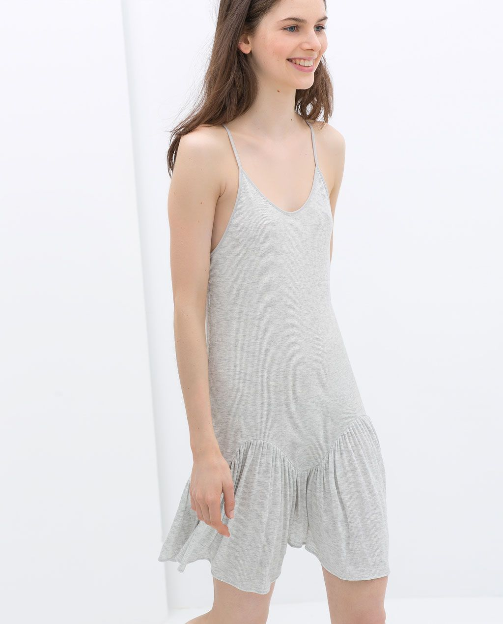 ZARA - SALE - TIERED DRESS