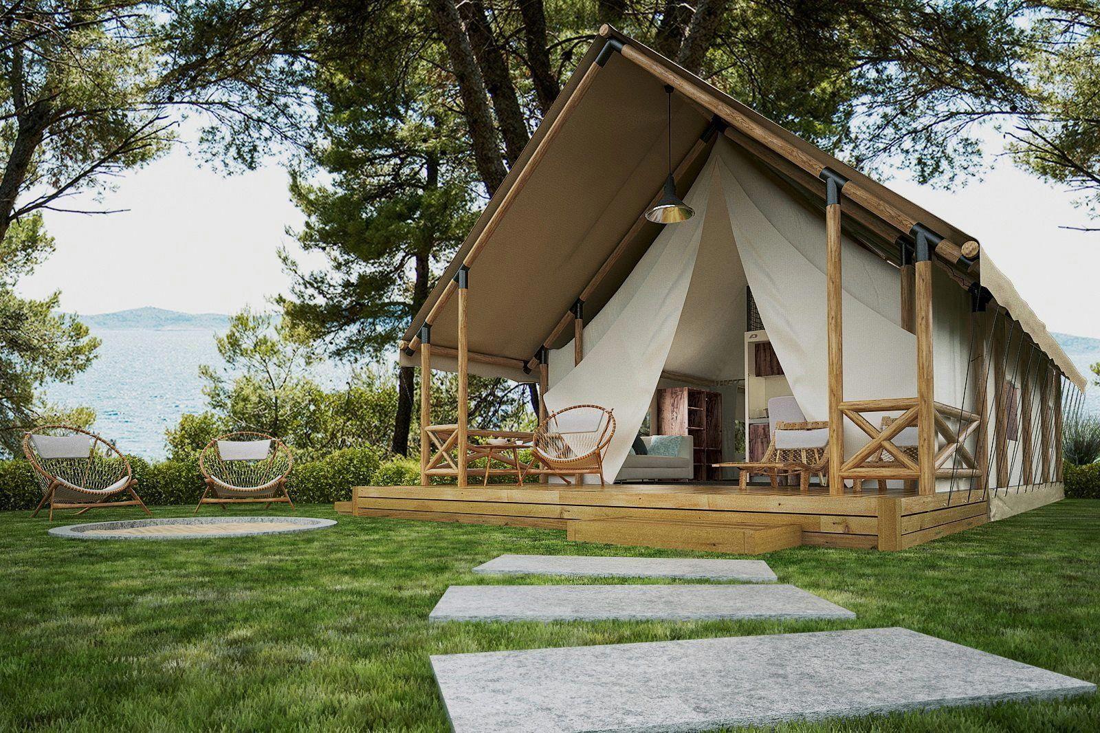 Camping Usa   Glamping resorts, Tent glamping, Tent living