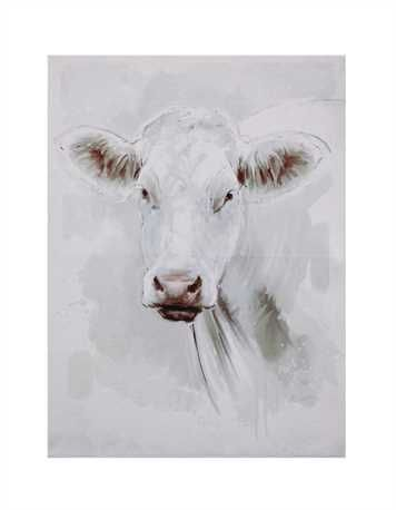26 3 4 L X 36 H Canvas Wall Decor W Cow Copy Cow Canvas Cow