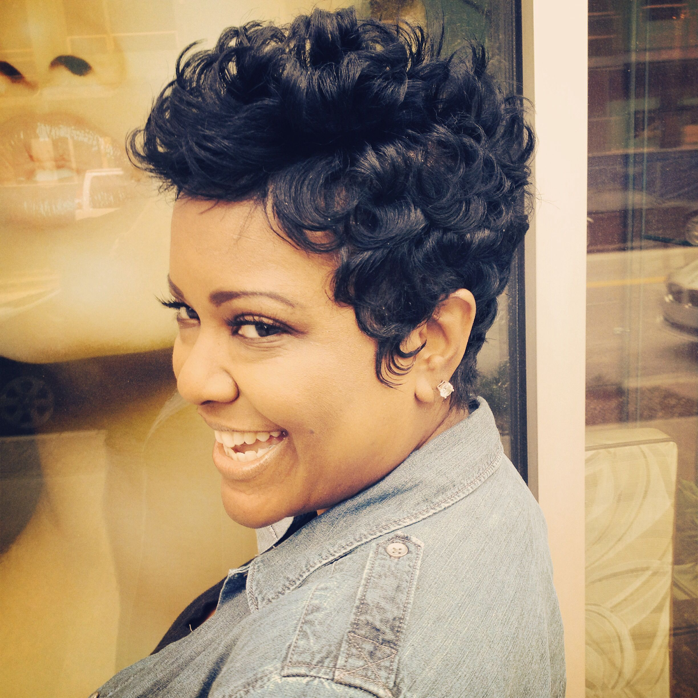 have a great hair day! like the river salon. best of atlanta