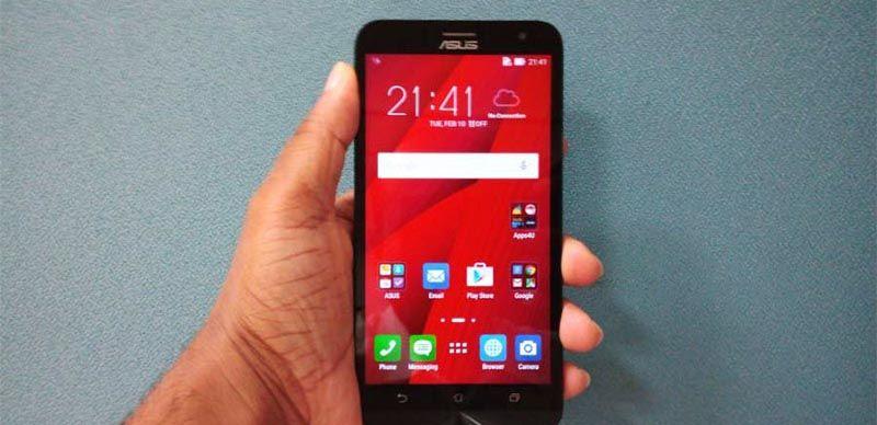 Dianisa Cara Hard Reset Factory HP ASUS Zenfone Selfie ZD551KL