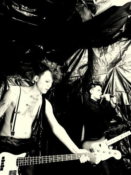 Dark wave post punk bands