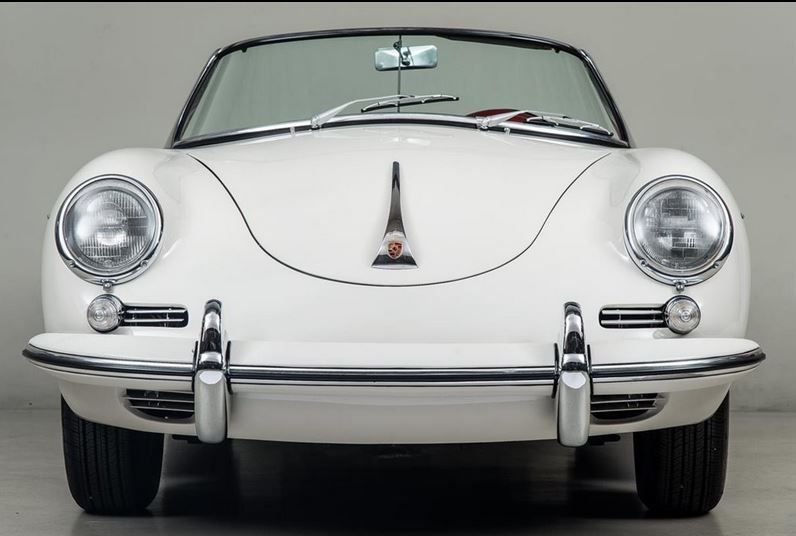 1960 Porsche 356b For Sale In Scotts Valley California: 1965 Porsche 356 B Roadster 1.6 LITER