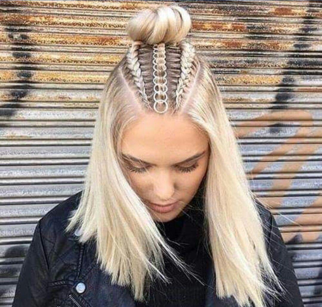 Simple braid plaitsaplenty pinterest simple braids and