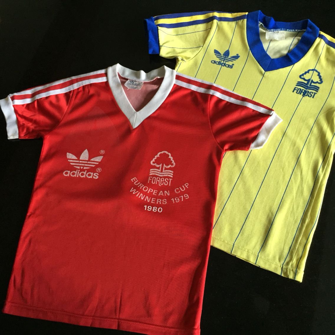Nottingham Forest 1979 80 Double European Cup Winners shirts ❤ Camisetas  Retro 6cb0e3c3bdae6