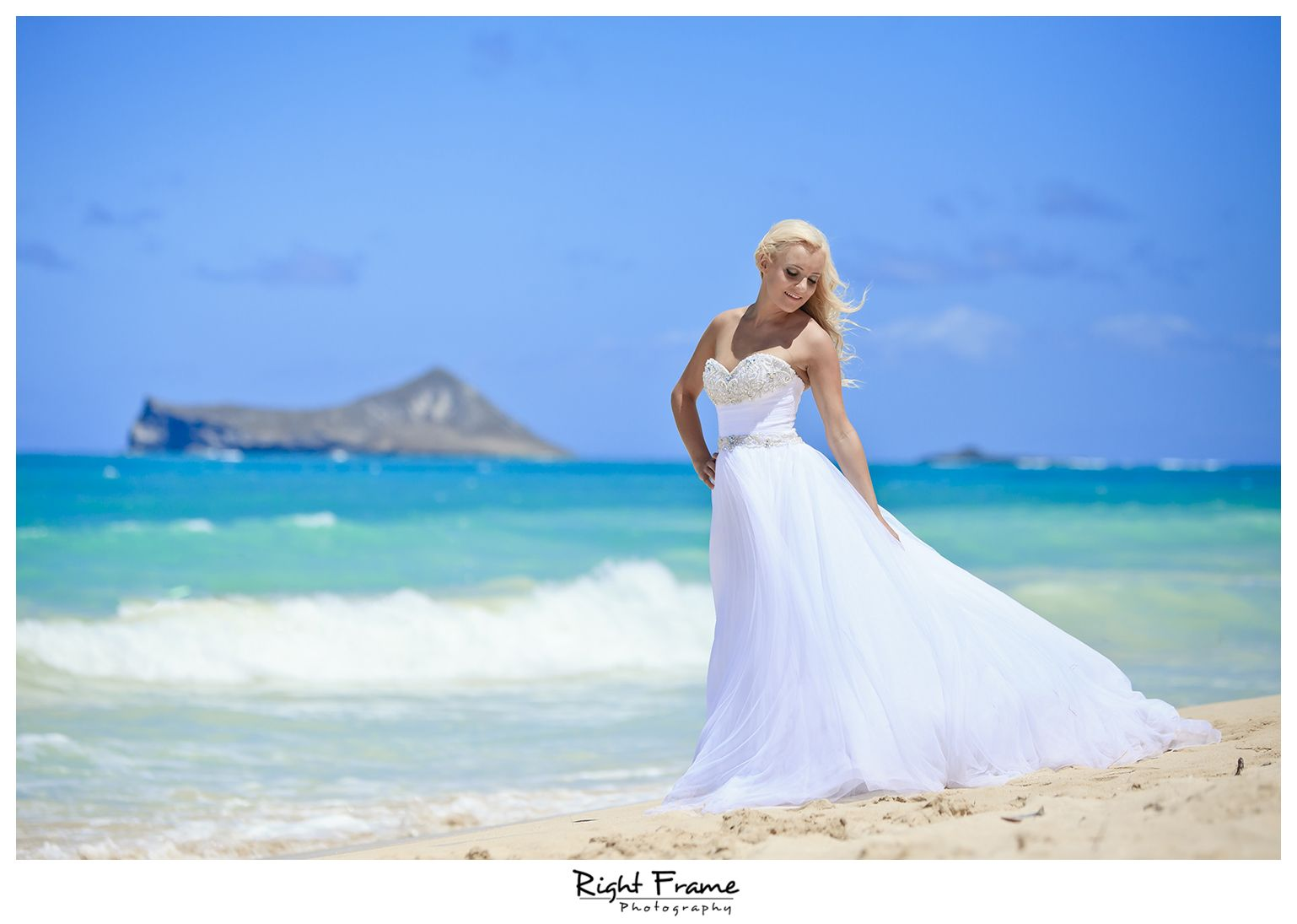 www.rightframe.net - oahu trash the dress, Destination, Beach ...