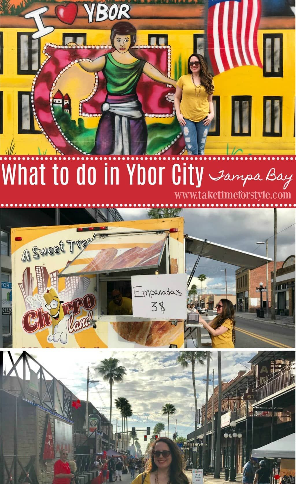What To Do In Ybor City During The Day Travel Time Pinterest