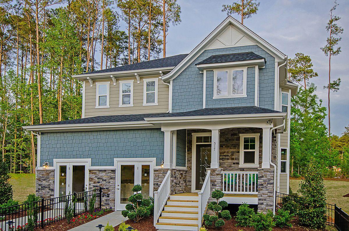 oakwood north community raleigh nc kb home beal residence rh pinterest com