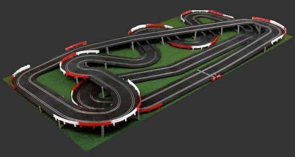 Ninco Master Track Layout Kit | Slot Cars | Carrera slot