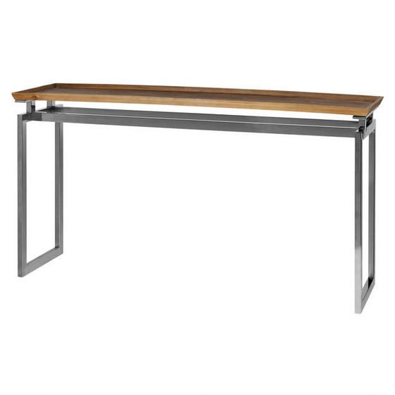 Martel Console Table - this looks pretty interesting. good price $699.