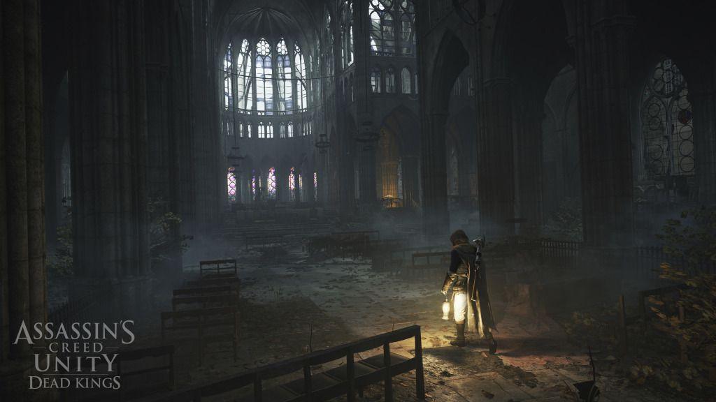 Assassin S Creed Unity Season Pass Detailed Glitch Cat