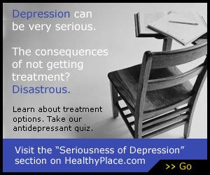 Find out about the consequences of not getting treatment for major depression. Click here.