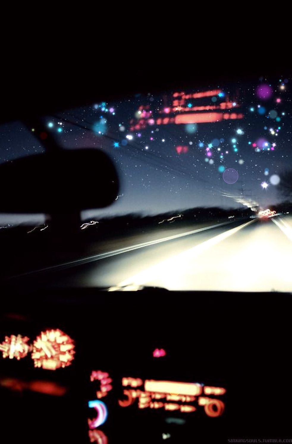 Night Driving I Love Everything More At Night Including A Peaceful