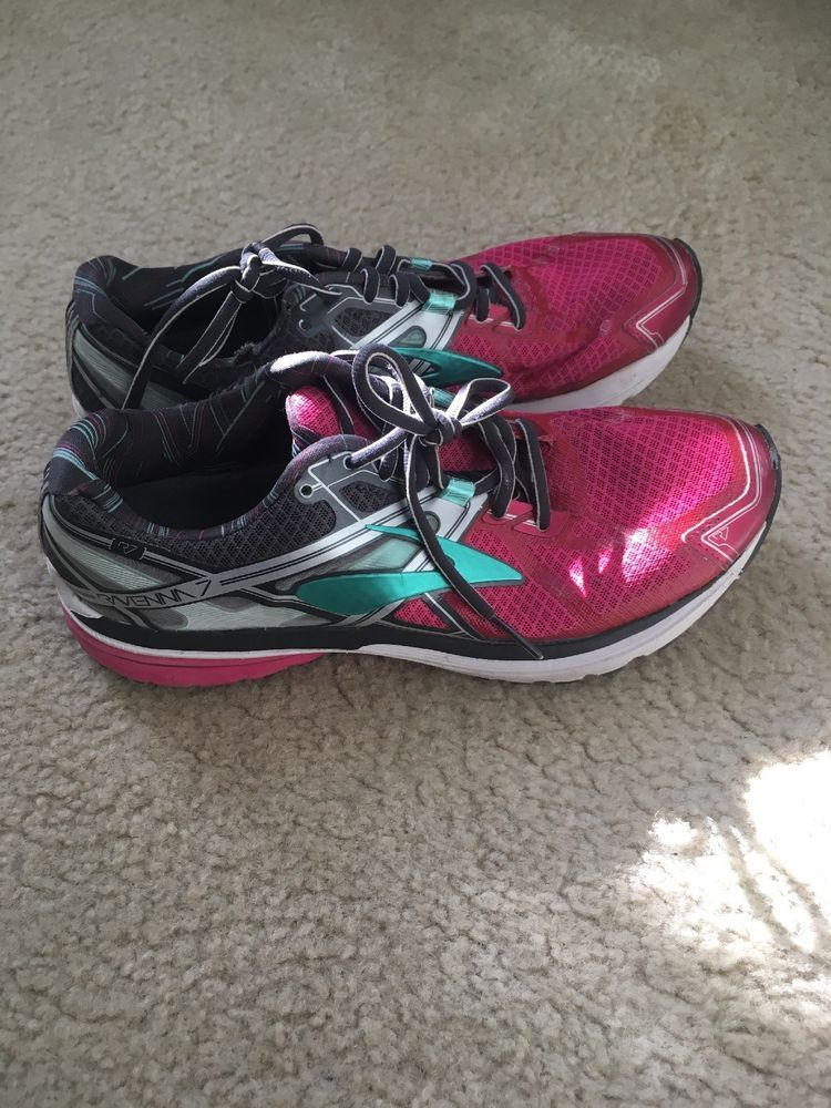 Brooks Ravenna 7 Running Shoes Walking Womens Size 11 Carpe DNA R7  fashion   clothing  shoes  accessories  womensshoes  athleticshoes b6b0a5bb0