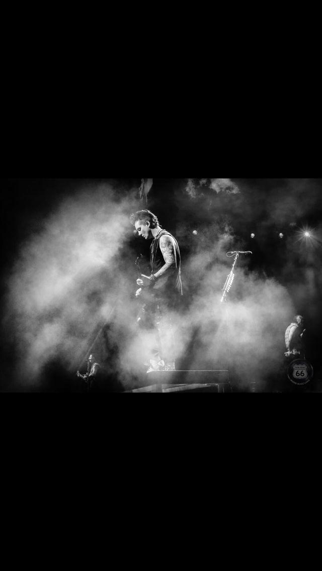 Synyster Gates Rockstar Energy Mayhem Festival 2014 Synyster