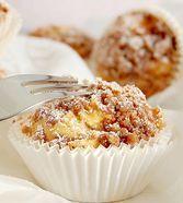 Apfelmuffins mit Zimtkruste von Kartoffel_1 | Chefkoch