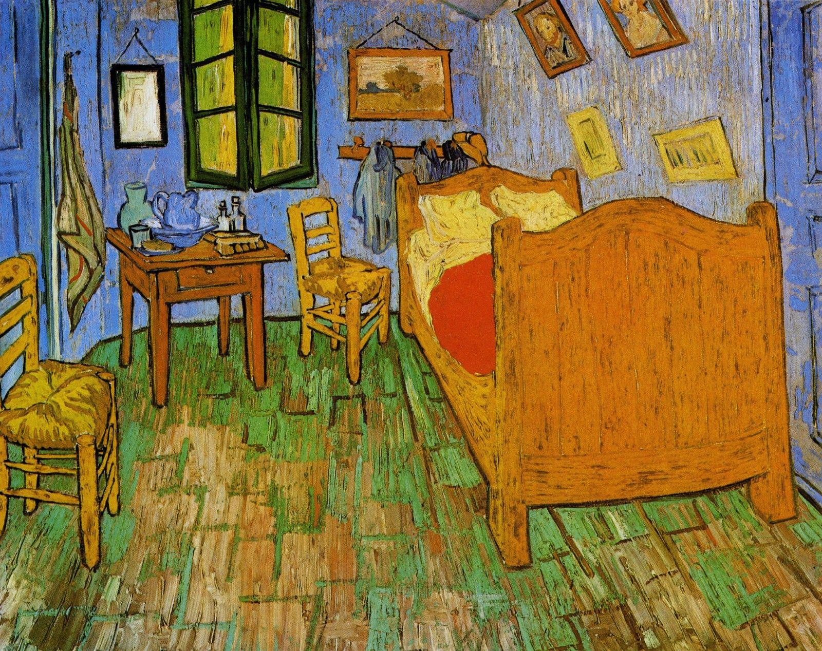 20 Amazing & Vivid paintings by Van Gogh | Van gogh, Vans and Drawings