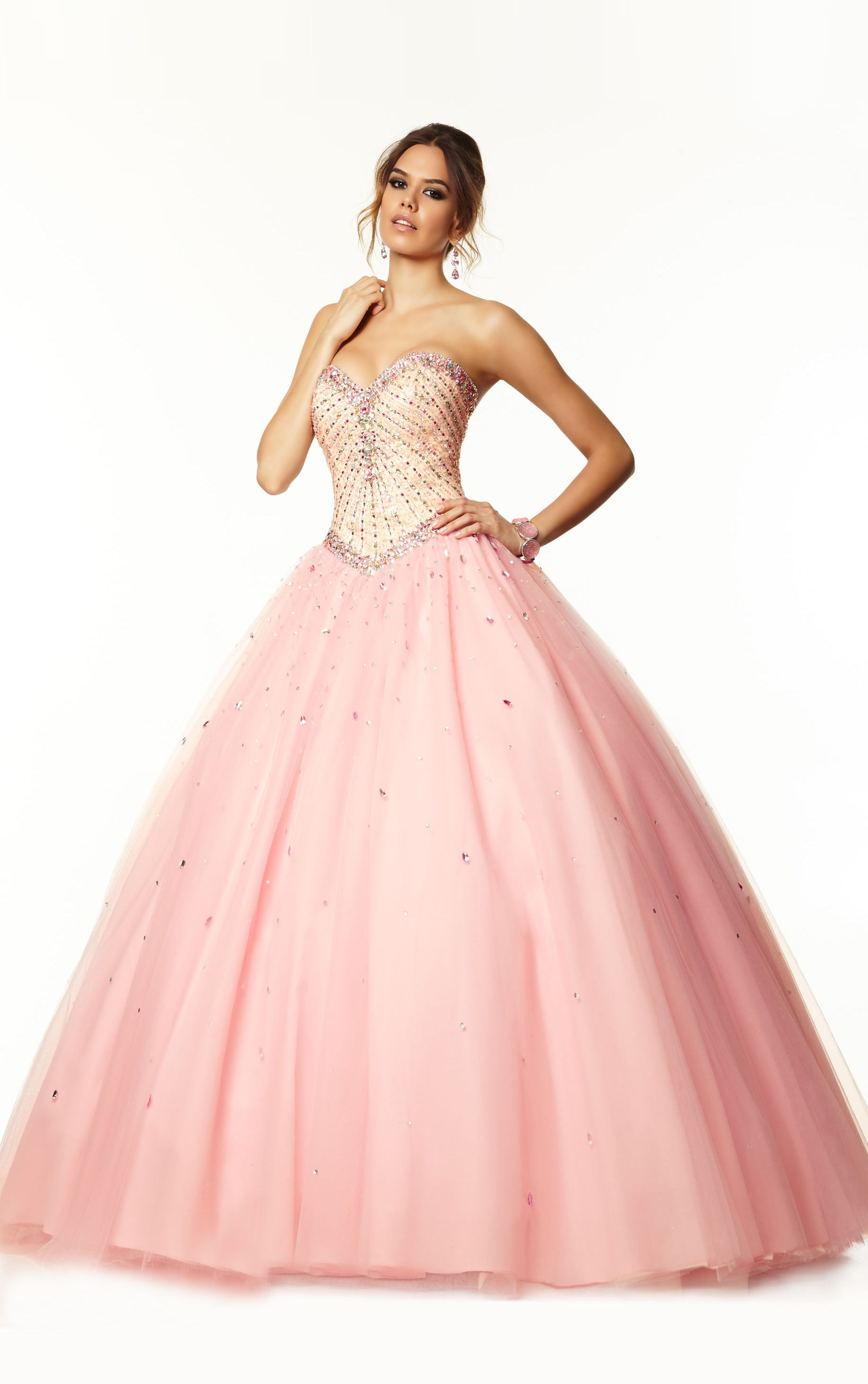 Gorgeous #Ball Gown Floor-length #Prom Dresses AU | Pretty Prom ...