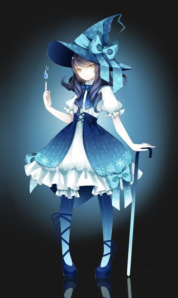 7 Witches Anime Characters : Moiselias imagenes pinterest anime witch witc