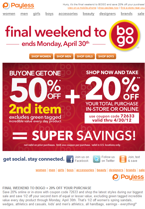 super shoes coupon in store cheap online