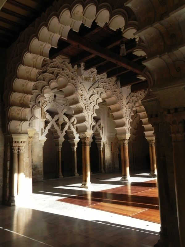 Aljaferia,Spain - This Takes My Breath Away