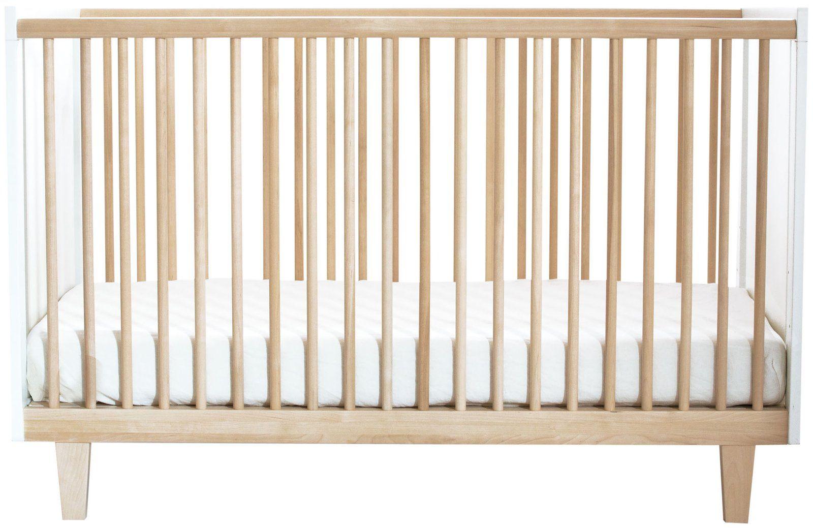 Oeuf Rhea Crib Birch Baby crib designs, Cribs, Daybed