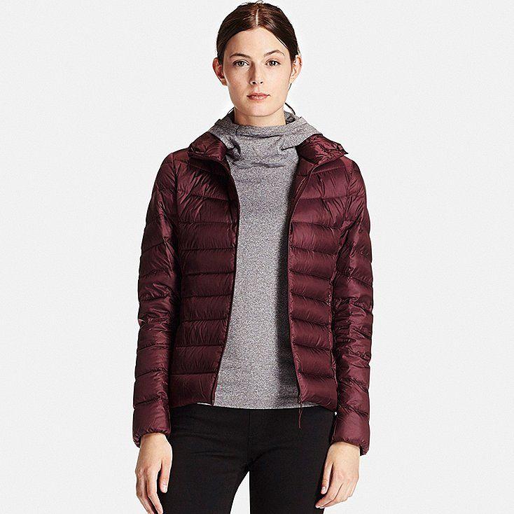 Women ultra light down jacket | Jackets, Winter jackets