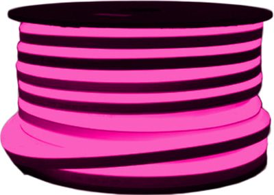 Bright pink neon led rope lights the colors of the rainbow bright pink neon led rope lights aloadofball Images