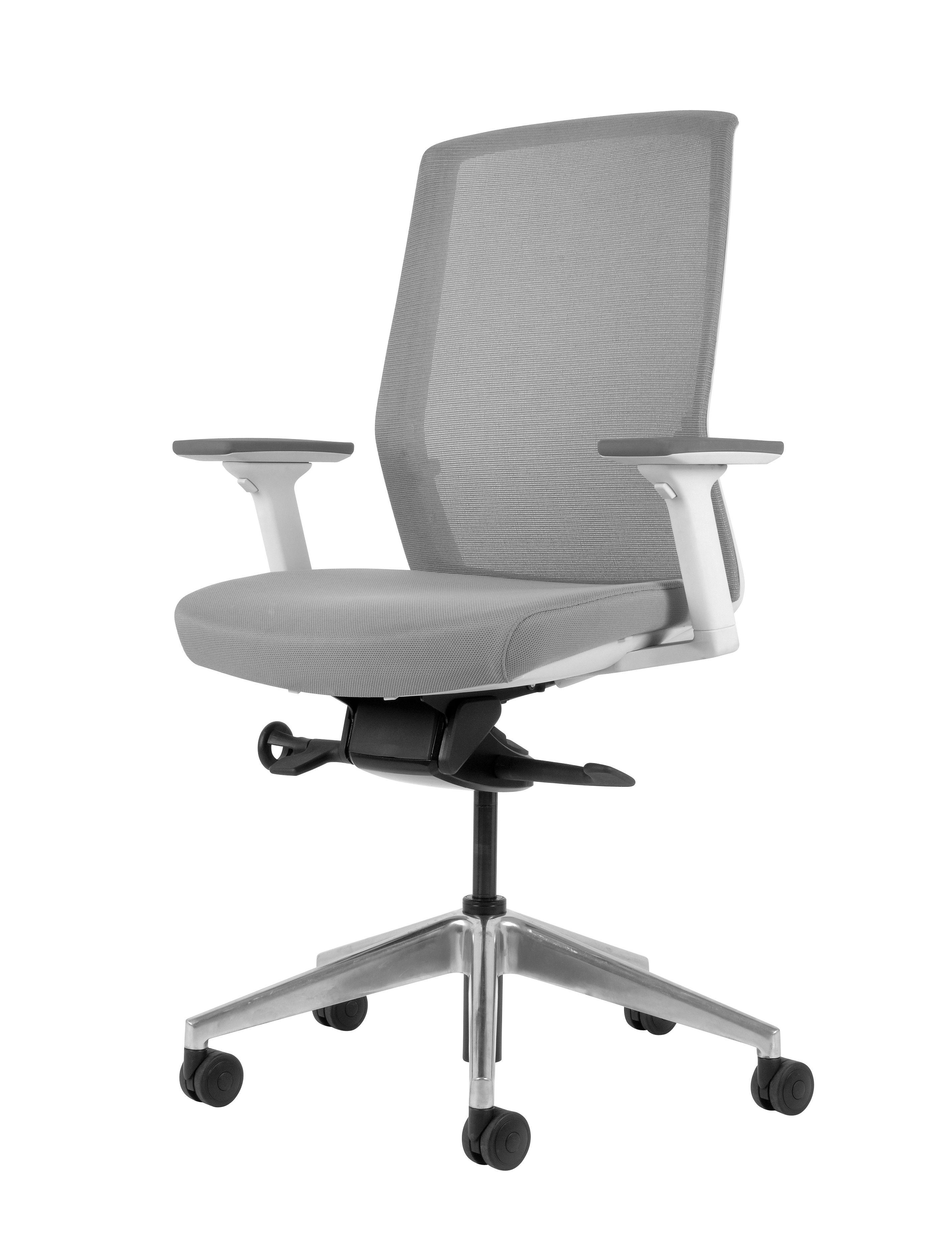 Bestuhl j1 task chair white grey task chair mesh