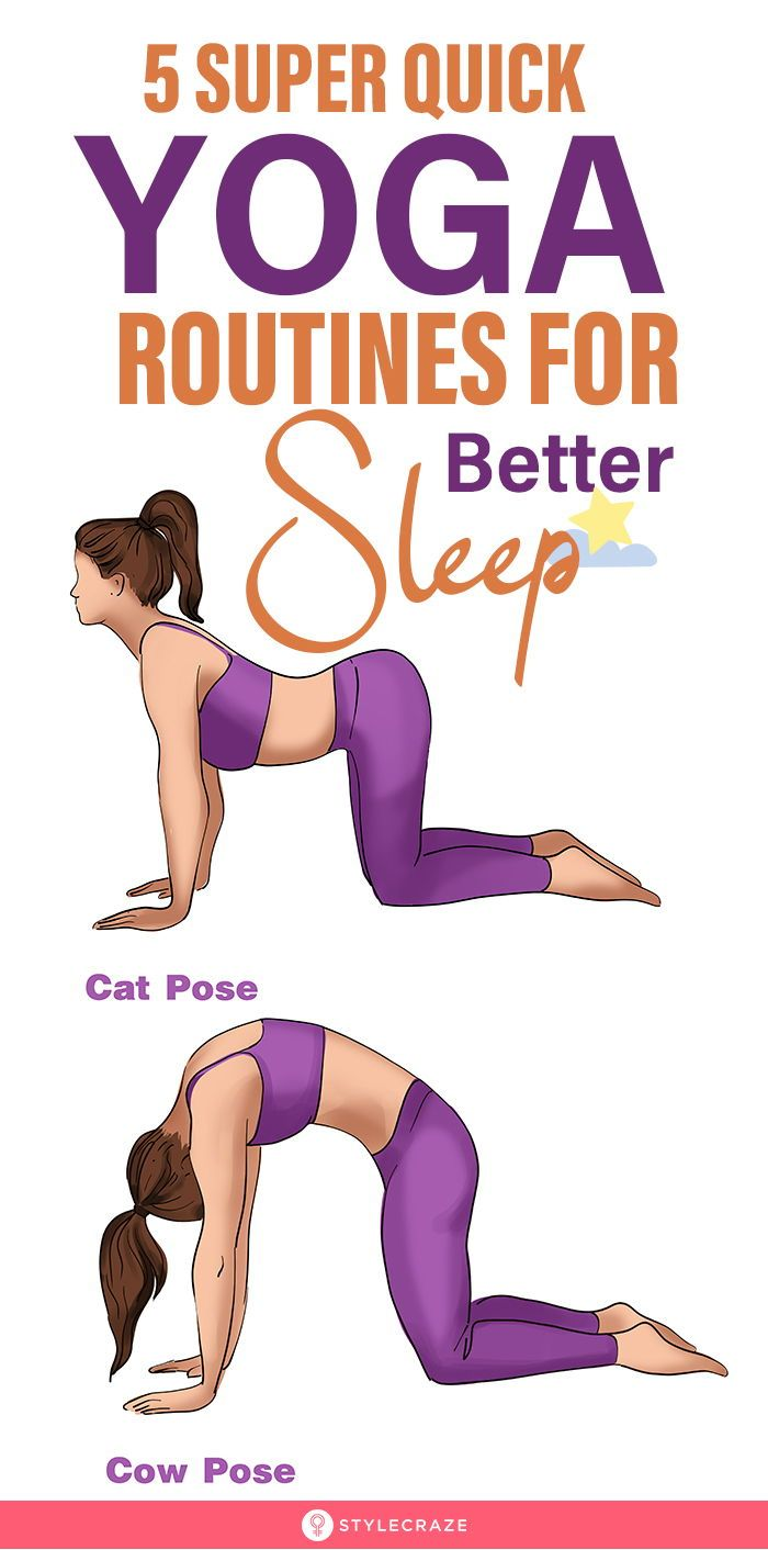 5 Super Quick Yoga Routines And Poses For Better Sleep And Why You Need Them With Video Quick Yoga Quick Yoga Routine Yoga Routine