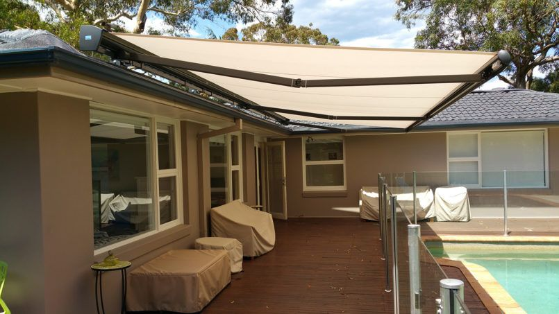 Exterior Rv Retractable Awning With Retractable Awning ...