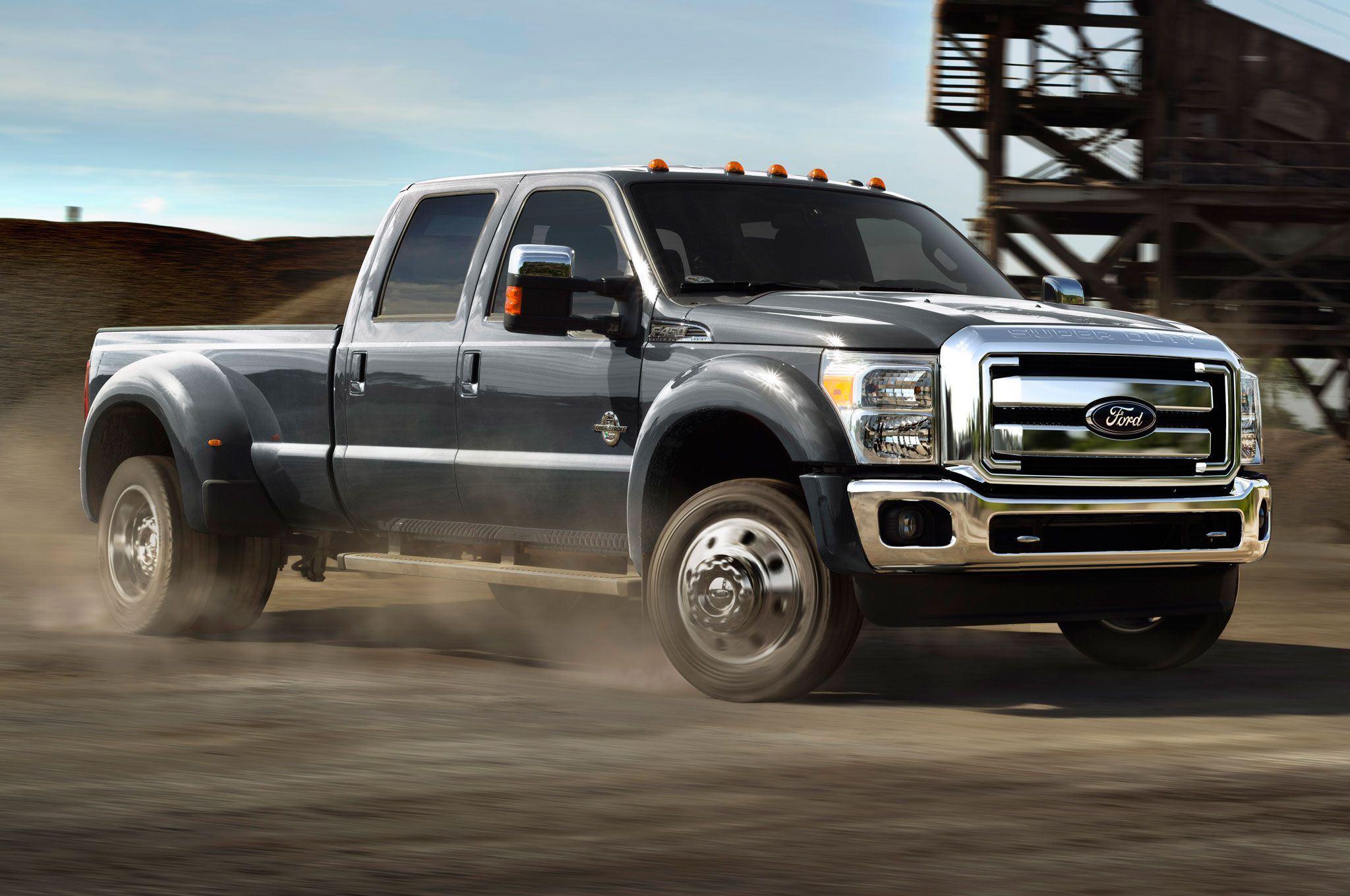 2015 Ford F Series Super Duty Wallpaper
