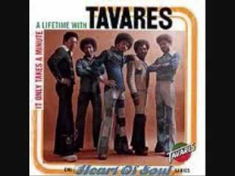 Tavares Wonderful From It Only Takes A Minute A Lifetime With
