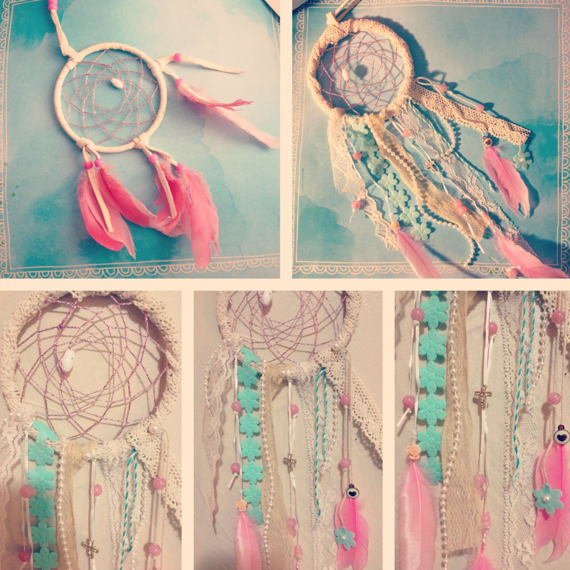 15 Boho Bedroom Designs: Diy Boho Dreamcatcher
