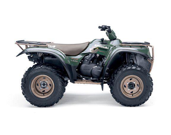 Kawasaki Prairie 300 – Kawasaki Prairie 300 Wiring Harness