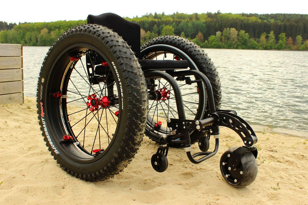 Molab Strap On Wheels Custom Made Australian Wheelchairs Mogo